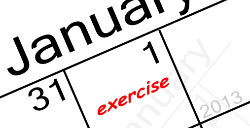 Make your New Years resolutions last the year!